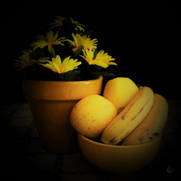 Alain Hervet - Du jaune sinon rien