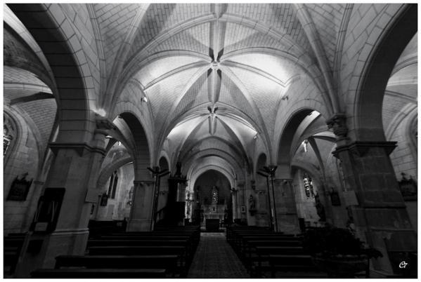 Mauricette Giraut - Mosnes et son église