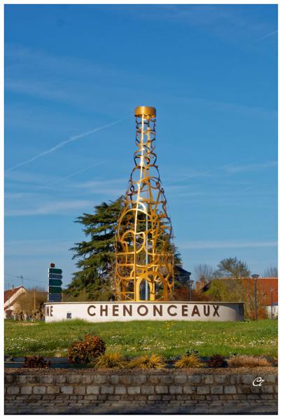 C7 - Rond point Noyers sur Cher