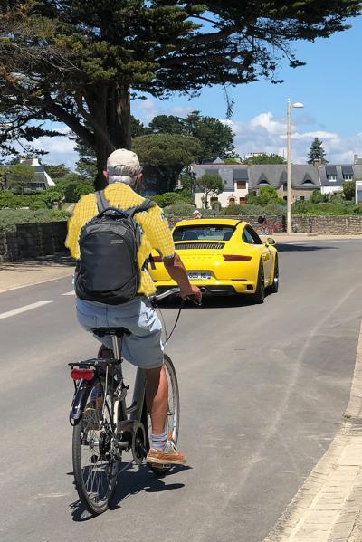 Xavier Kruger - Port Navalo, le maillot jaune