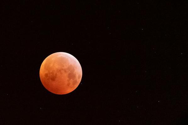 Xavier Kruger - Éclipse 21 janvier
